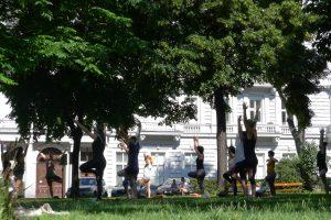 Yoga im Park - Bild 38