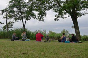 Yoga im Park - Bild 40