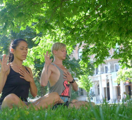 Yoga im Park - Bild 32